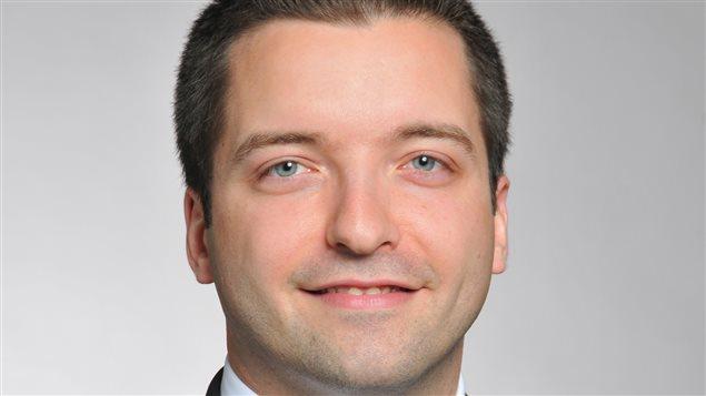 Simon Gaudreault économiste principal à la Fédération canadienne de l'entreprise indépendante