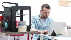 L'imprimante 3D sera bientôt accessible à tout un chacun.