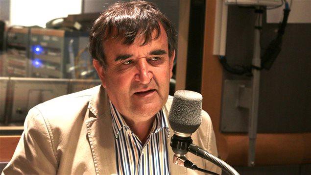 Bertrand Dumont, horticulteur, conférencier et auteur