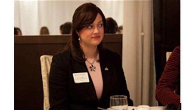 Mindy Pollak, conseill�re municipale hassidique d'Outremont