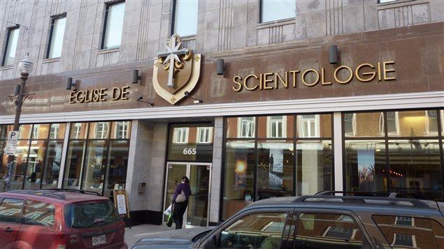 Église de scientologie à Québec