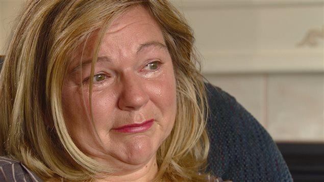 Sandra Legacy padece de depresión y de estrés post traumático.