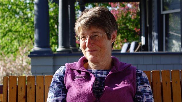 Karen Freudenberger de la ferme communautaire Pine Island au Vermont