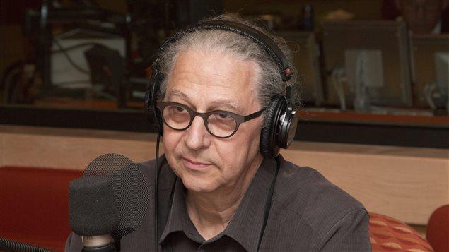Luc Courchesne, cofondateur de la Soci�t� des Arts Technologiques (SAT) et professeur honoraire de l'Universit� de Montr�al