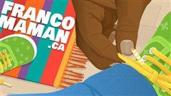 Le blogue Francomaman veut être le reflet de la réalité des parents francophones en milieu minoritaire.