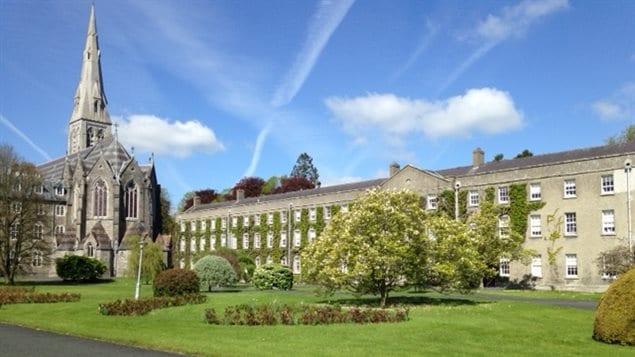 L'Université de Maynooth en Irlande