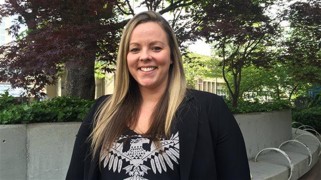 Gabrielle Frédette Fortin, consultante en immigration