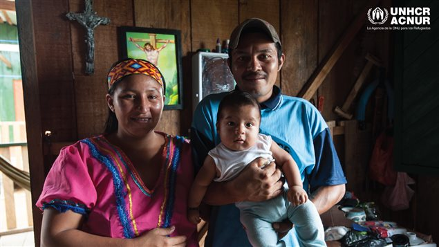 Operación del ACNUR en Colombia