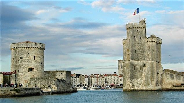 Vieux-port de Larochelle