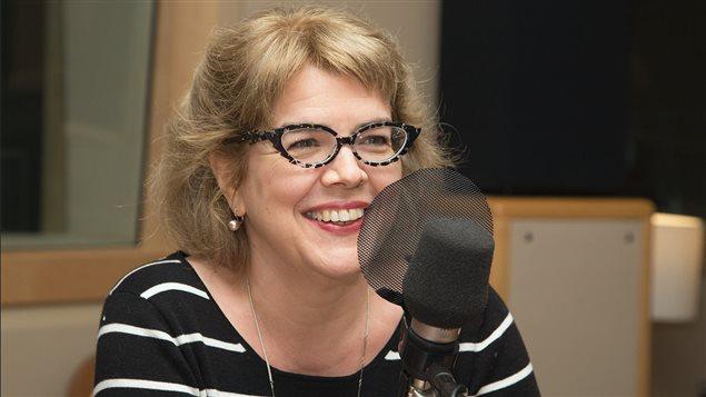 L'auteure Chrystine Brouillet