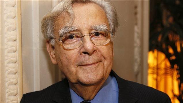 Bernard Pivot en 2013