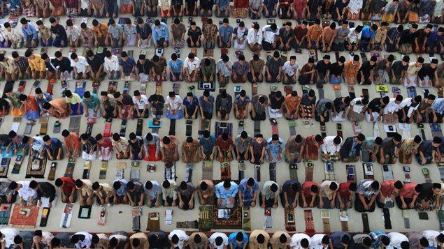 Début du Ramadan en Indonésie (6 juin 2016)