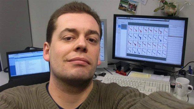 Sébastien Bianchin est l'administrateur du groupe Le guide du Croutard - Vancouver, sur Facebook