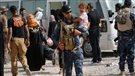 La faim fait fuir les habitants de Falloujah, aux mains de l'EI
