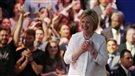 Hillary Clinton écrit une page d'histoire aux États-Unis