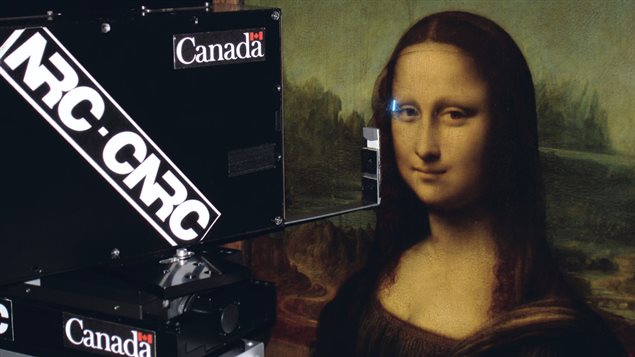 State-of-the-art 3D laser imaging technology revealed the secrets of the Mona Lisa smile and the facial features of an Egyptian mummy