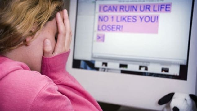 Cyber-bullying can take many forms, but is always as hurtful as any verbal attack