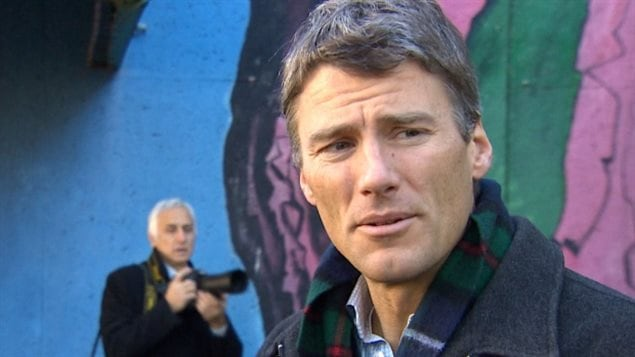 Gregor Robertson says he's worried Vancouver's economy will suffer if the provincial and federal governments do not legislate new taxes to stall ever-rising house prices in the city.