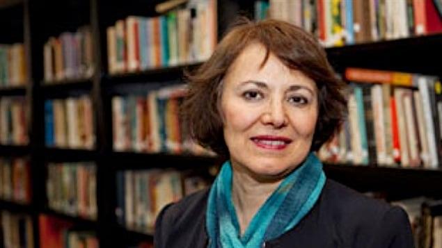 Homa Hoodfar, profesora de la Universidad Concordia en Montreal, detenida en Irán.