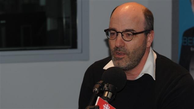 Alain Denault, auteur de 'L'Escroquerie légalisée'