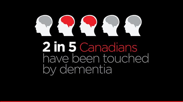 Stroke is a major contributor to dementia.