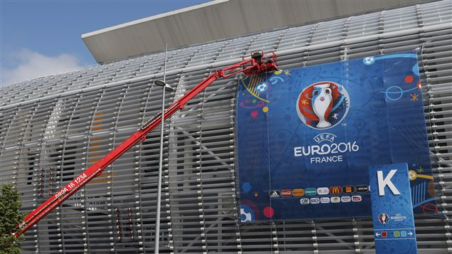 Satde Pierre_Mauroy, Euro 2016