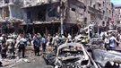 20 morts dans un double attentat revendiqué par l'EI en Syrie