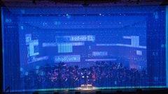 L'Orchestre du Centre national des Arts (CNA).