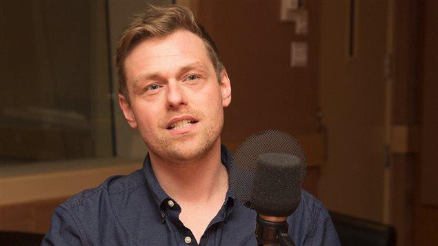 Le réalisateur Danic Champoux