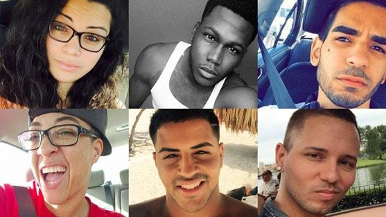 Qui sont les victimes de la tuerie d'Orlando?