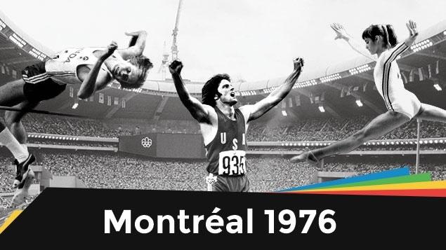 Les Jeux olympiques de Montréal de 1976