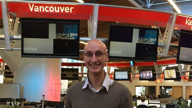 Le chercheur français Fabien Lotte, expert en interface Cerveau-Machine.