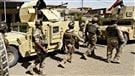Les forces gouvernementales irakiennes reprennent la mairie de Falloujah