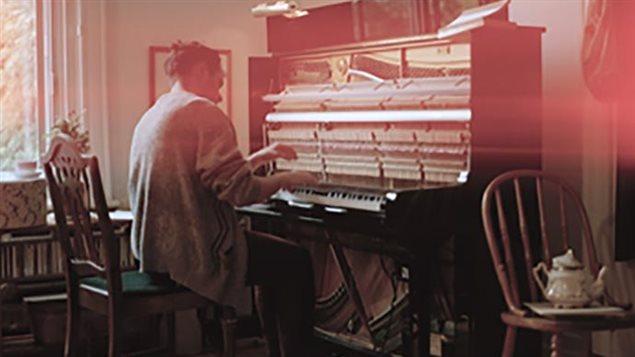 le pianiste Jean-Michel Blais