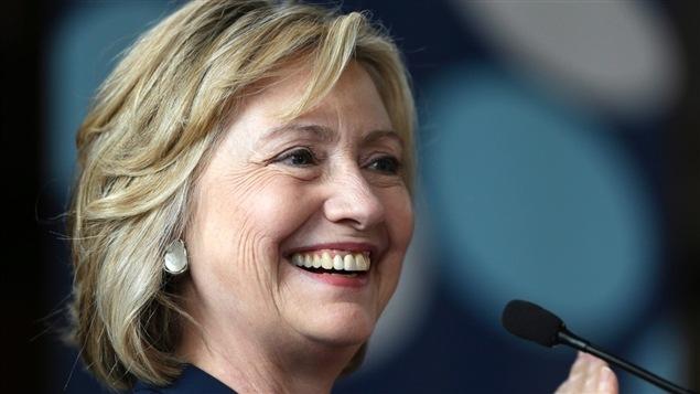 Madame Hillary Clinton engrange les millions pour sa campagne.