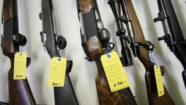 The mostly French-speaking province of Quebec voted to create its own provincial long-gun registry after the federal government voted to scrap the national registry as costly and ineffective.