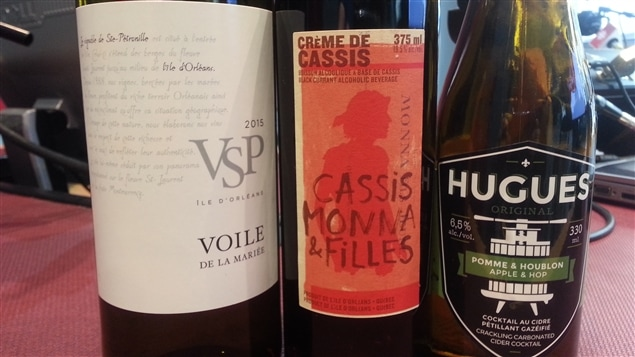 Boire québécois à la St-Jean !