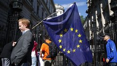 Brexit : «J'ai l'impression d'avoir subi une amputation.»