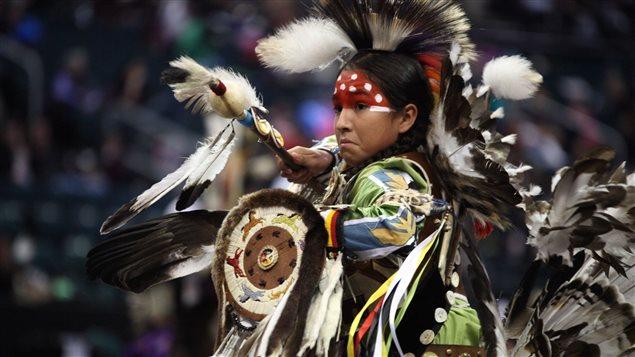 Les Pow Wow, ces rassemblements des Premi�res Nations, sont nombreux au Manitoba