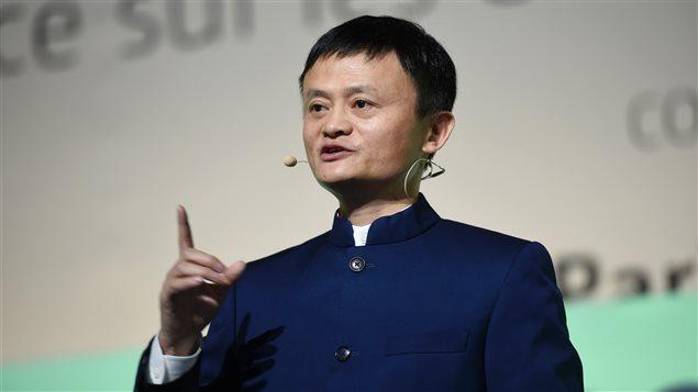 Jack Ma, le fondateur du groupe Alibaba