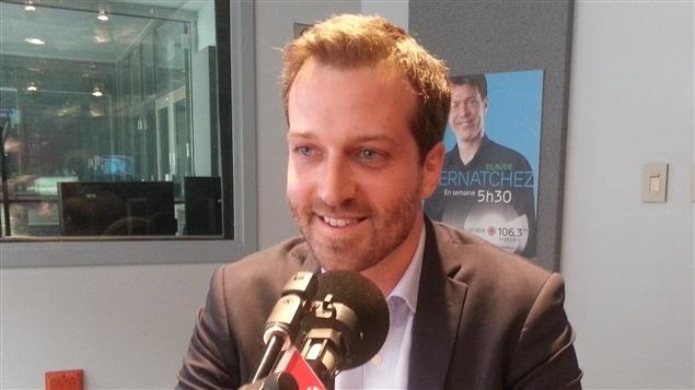 Joël Lightbound, député libéral