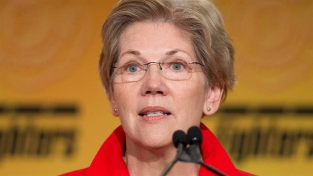 Senator Elizabeth Warren of Massachusetts is a favourite among liberals as a possible running mate for Hillary Clinton, who was formally endorsed by President Barack Obama on Thursday.