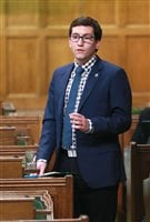 New Democratic Party Member of Parliament for the federal riding of Sherbrooke, Quebec.
