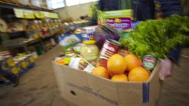 Donations to food banks decline in summer at the same time as poor children do not have access to free food programs at school.