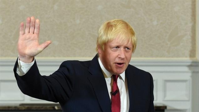Boris Johnson, figure de proue du Brexit, renonce à succéder à David Cameron.