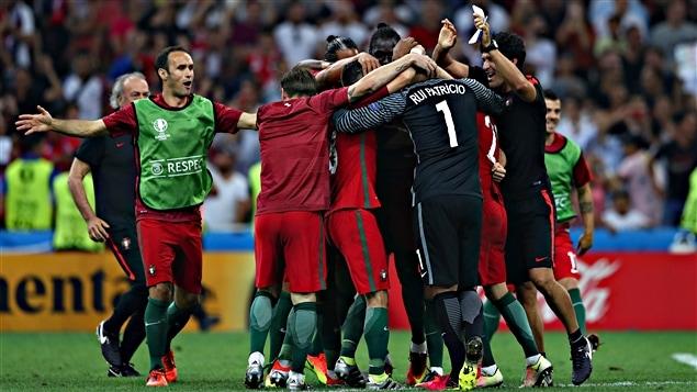 Le Portugal accède aux demi-finales de l'Euro 2016