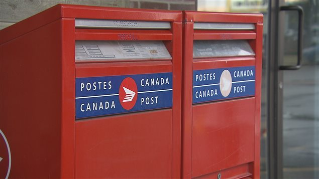 Canada Post mailboxes could stay empty as of Friday as people seek alternatives. Courier companies are already seeing a rise in business in anticipation of a Canada Post mail and parcel delivery stoppage.