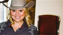 Jennifer Booth, public relations manager, Calgary Stampede