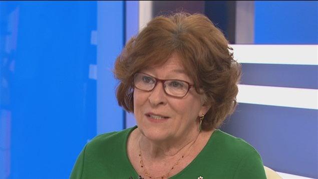 La juge Louise Arbour