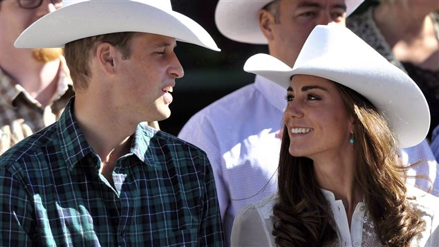 Trudeau Invites Prince William And Kate To Visit Canada